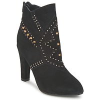 Sapatos Mulher Botins Friis & Company MIXA ERIN Preto
