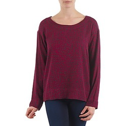 Textil Mulher Tops / Blusas Bensimon LINDSAY Ameixa