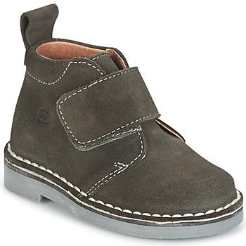 Sapatos Criança Botas baixas Citrouille et Compagnie ISINI Cinza