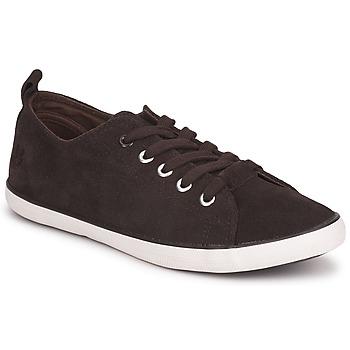 Sapatos Mulher Sapatilhas Banana Moon CHERILL Castanho