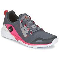 Sapatos Mulher Sapatilhas de corrida Reebok Sport REEBOK ZPUMP FUSION Cinza / Rosa