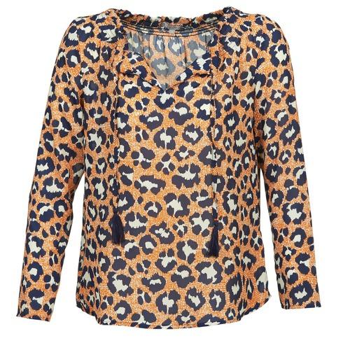 Textil Mulher Tops / Blusas Betty London DIDO Laranja