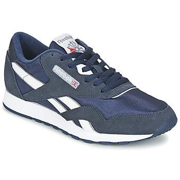Sapatos Homem Sapatilhas Reebok Classic CLASSIC NYLON Azul