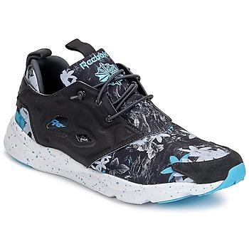 Sapatos Homem Sapatilhas Reebok Classic FURYLITE NP Cinza / Azul