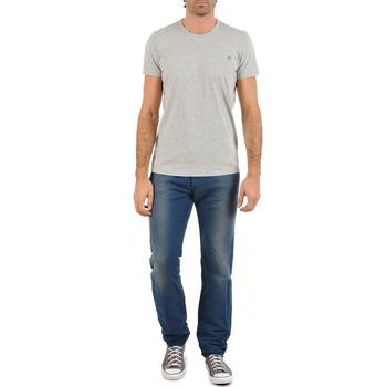 Textil Homem Calças Jeans Diesel BELTHER TROUSERS Azul