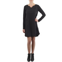 Textil Mulher Vestidos curtos Diesel D-LUNA DRESS Preto