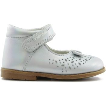 Sapatos Criança Sabrinas Pablosky SOFTY VENECIA CHICA PLATA