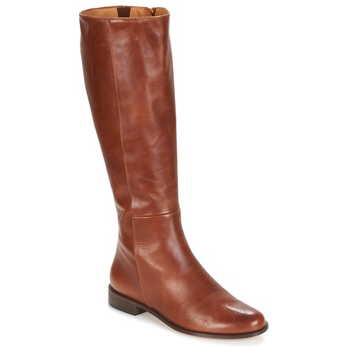 Sapatos Mulher Botas Fericelli LUCILLA Camel