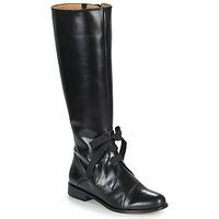 Sapatos Mulher Botas Fericelli MAURA Preto