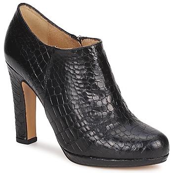Sapatos Mulher Botas baixas Fericelli OMBRETTA Preto