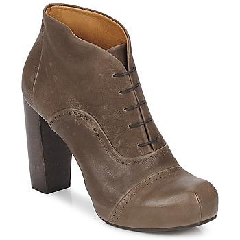 Sapatos Mulher Botins Coclico LILLIAN Cinza