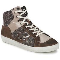 Sapatos Mulher Sapatilhas de cano-alto Janet Sport ERICMARTIN Toupeira