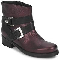 Sapatos Mulher Botas baixas Janet&Janet URSUS VAN Bordô