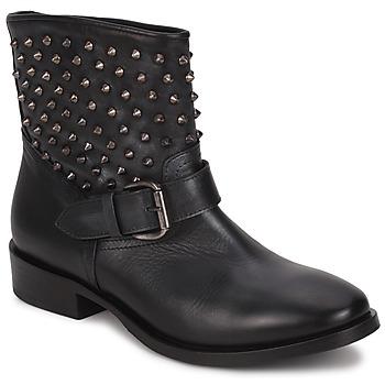 Sapatos Mulher Botas baixas JFK BARBALA Preto