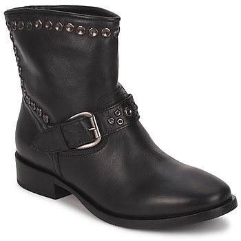 Sapatos Mulher Botas baixas JFK MASELLE Preto