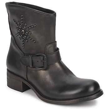Sapatos Mulher Botas baixas JFK OSSIR Preto