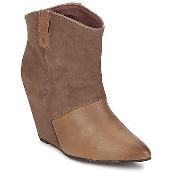 Sapatos Mulher Botas baixas Koah LIBERTY Toupeira