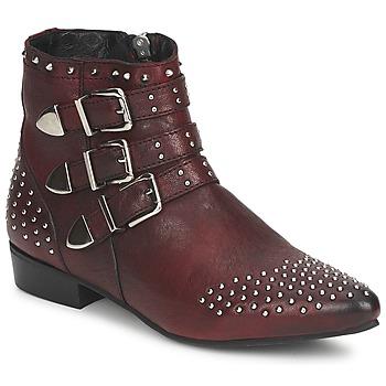 Sapatos Mulher Botas baixas Koah FYONA Bordô