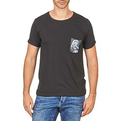Textil Homem T-Shirt mangas curtas Eleven Paris MARYLINPOCK MEN Preto