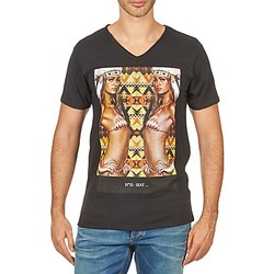 Textil Homem T-Shirt mangas curtas Eleven Paris N35 M MEN Preto