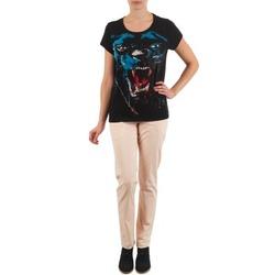 Textil Mulher Chinos Eleven Paris PANDORE WOMEN Rosa