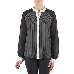 Textil Mulher camisas Manoukian RAGANE Preto