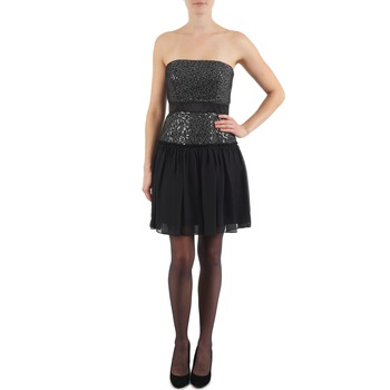 Textil Mulher Vestidos curtos Manoukian JENNI Preto