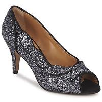 Sapatos Mulher Escarpim Petite Mendigote FANTINE Preto