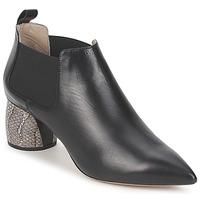 Sapatos Mulher Botas baixas Marc Jacobs EQUATORE Preto