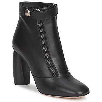 Sapatos Mulher Botins Marc Jacobs NORVEGIA Preto