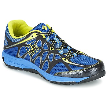 Sapatos Homem Multi-desportos Columbia CONSPIRACY™ TITANIUM Azul / Preto