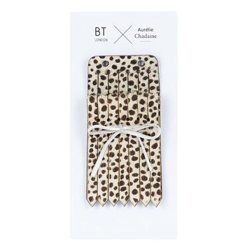 Acessórios Mulher Linguetas Betty London LANGUETTE DEOPAR Leopardo