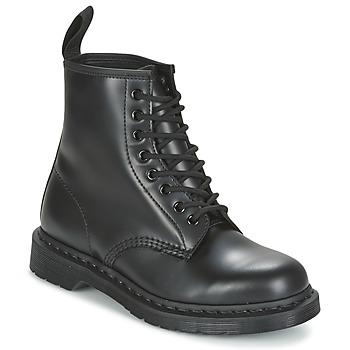 Sapatos Botas baixas Dr Martens 1460 MONO Preto