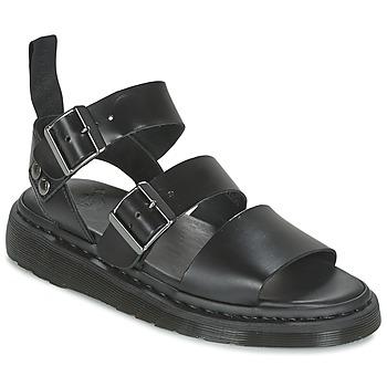 Sapatos Mulher Sandálias Dr Martens Gryphon Preto