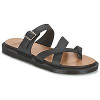 Sapatos Mulher Sandálias Dr Martens Kassy Preto
