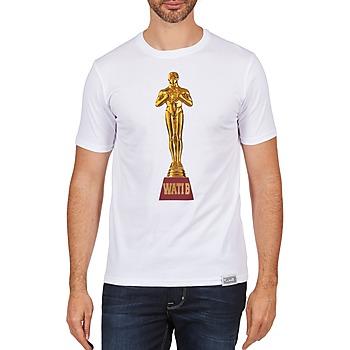 Textil Homem T-Shirt mangas curtas Wati B TSOSCAR Branco