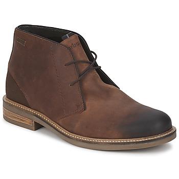 Sapatos Homem Botas baixas Barbour READHEAD Castanho