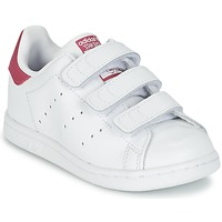 Sapatos Rapariga Sapatilhas adidas Originals STAN SMITH CF I Branco
