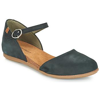 Sapatos Mulher Sabrinas El Naturalista STELLA Preto