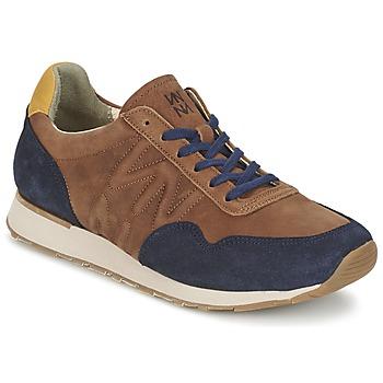 Sapatos Homem Sapatilhas El Naturalista WALKY Castanho
