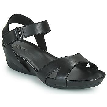 Sapatos Mulher Sandálias Camper MICRO Preto
