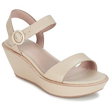Sapatos Mulher Sandálias Camper DAMAS Bege