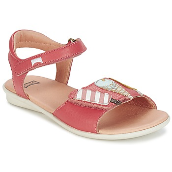 Sapatos Rapariga Sandálias Camper TWS Rosa