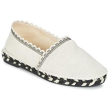 Sapatos Mulher Alpargatas Paul & Joe Sister GALIERA Branco