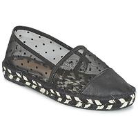 Sapatos Mulher Alpargatas Paul & Joe Sister GAIA Preto