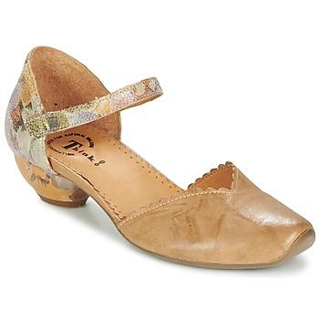 Sapatos Mulher Sandálias Think AIDA Camel