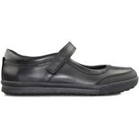 Sapatos Rapariga Sabrinas Geox COLEGIAL CARNIVAL VIT LISCO NEGRO