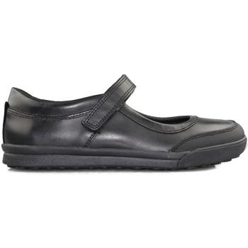 Sapatos Rapariga Sabrinas Geox COLEGIAL NIÑA CARNIVAL VIT LISCO NEGRO