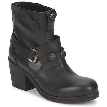 Sapatos Mulher Botins Strategia MAUTAU Preto