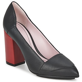 Sapatos Mulher Escarpim Sonia Rykiel 657942 Preto / Vermelho